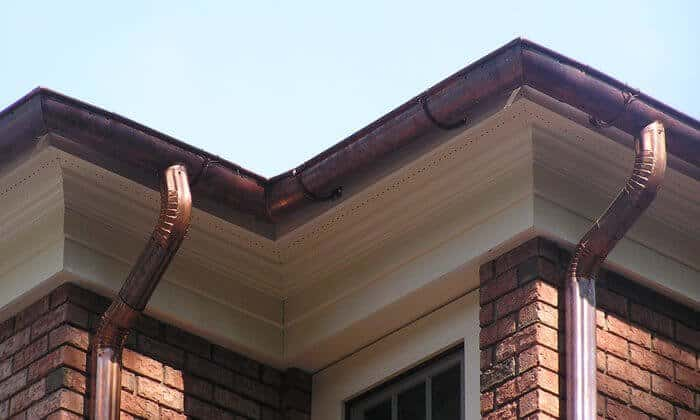 "6"" Oversized Seamless Gutters"