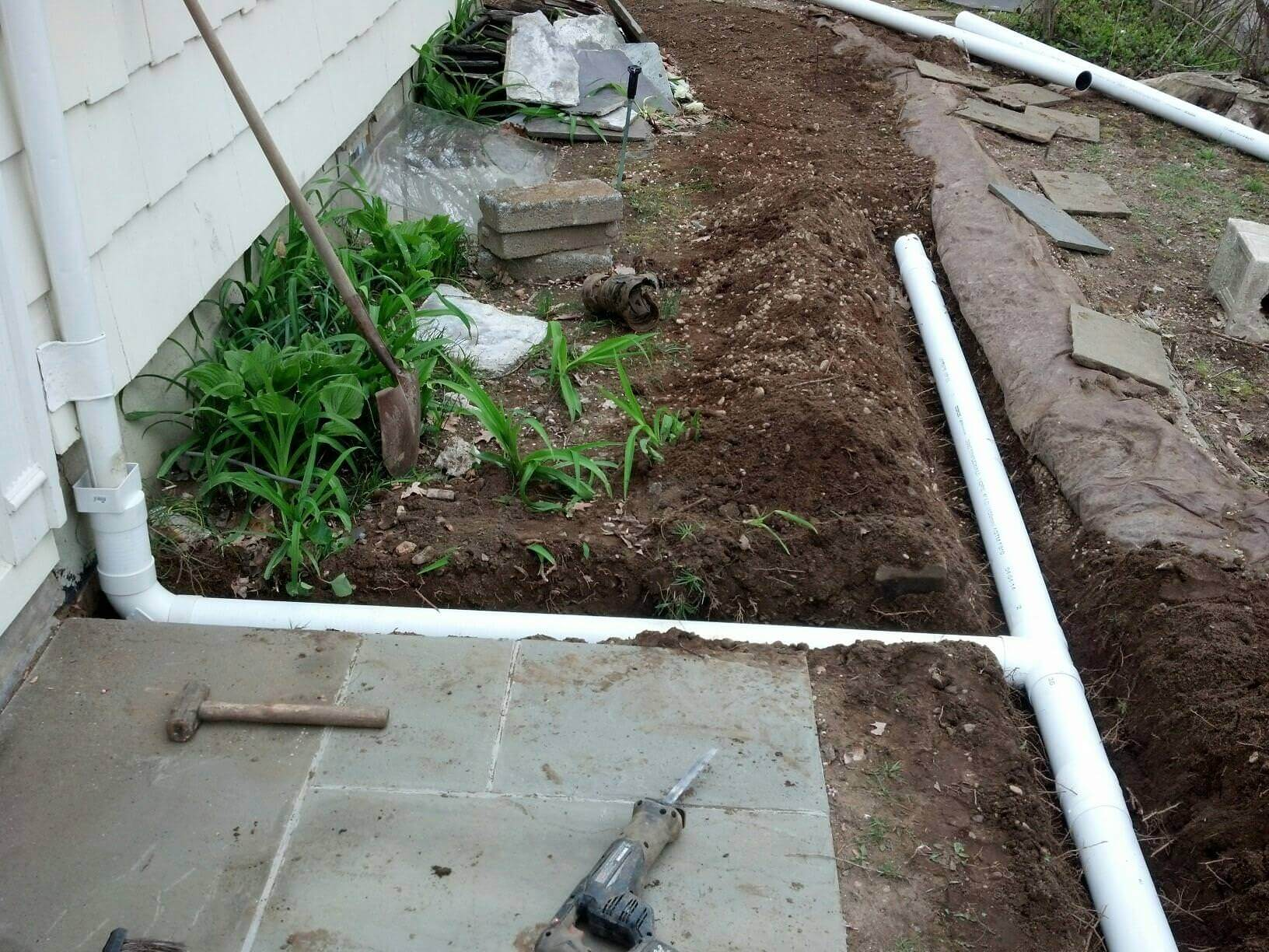 Gutter Drainage The Brothers That