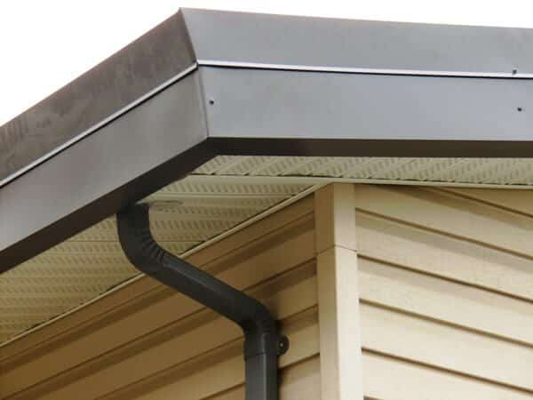 Fascia Board And Soffit Board Replacement Brothers Gutters