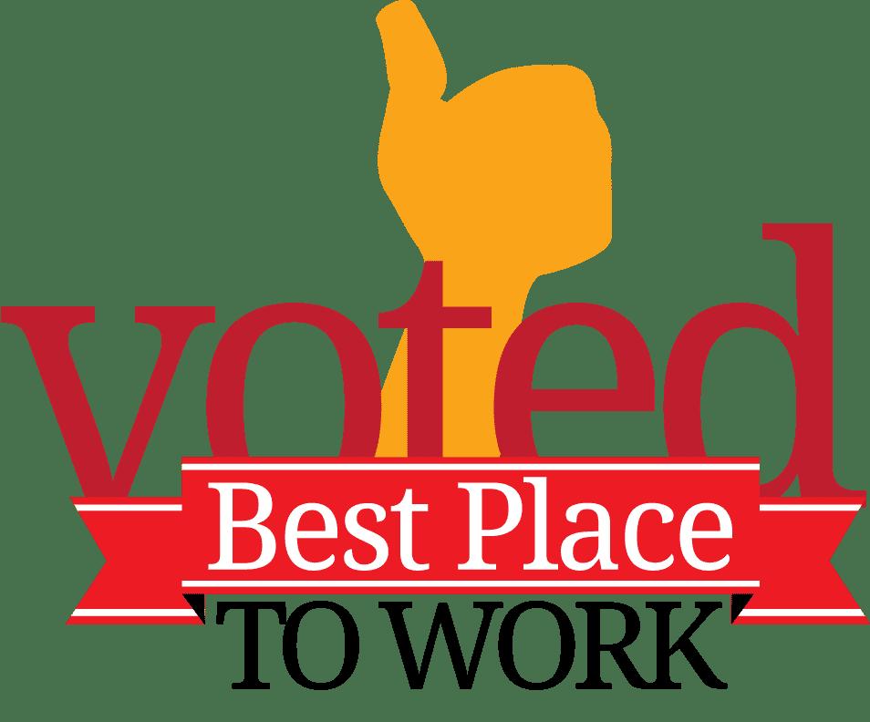 VotedBestPlaceToWork - Achievements
