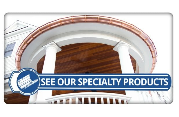 Specialty Gutter Products