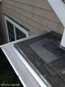spring gutter cover problems