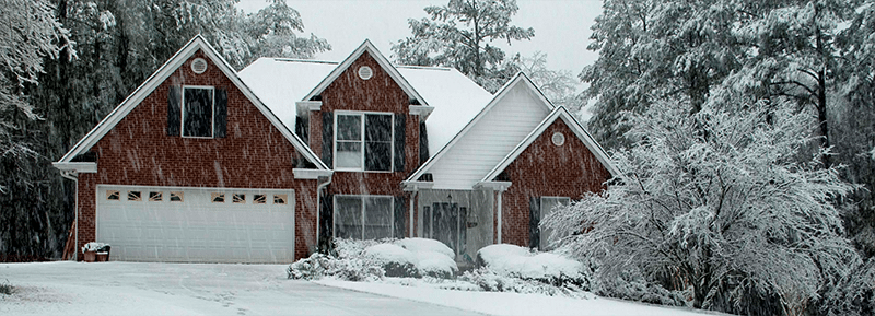 Winter Home copy 2 - 10 Ways to Winterize your Home