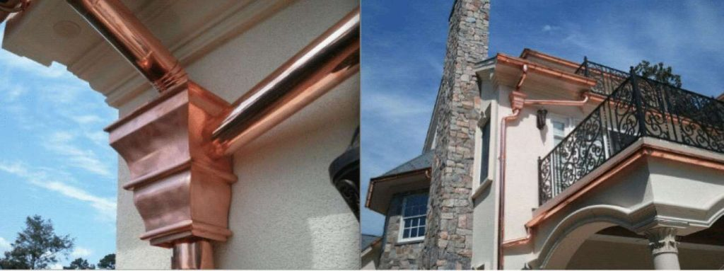 Cost of Copper Gutters