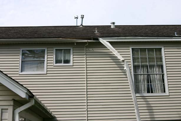 gutter fall 2 - Sellers Beware: 5 Red Flags that Could Send Buyers Packing