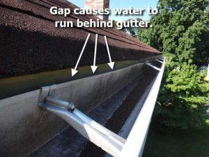 new roof severna park md strachan 3 300x225 3 - Is it my gutters or roof leaking?