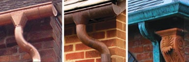 patina 2 - Why Copper Gutters?