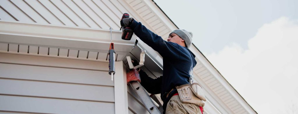 Replacing Your Gutters
