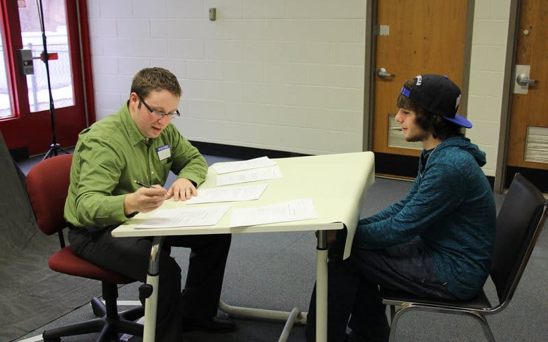 rsz img 0600 2 - Ryan Parsons Speaks to Local BOCES Students on the Interview Process